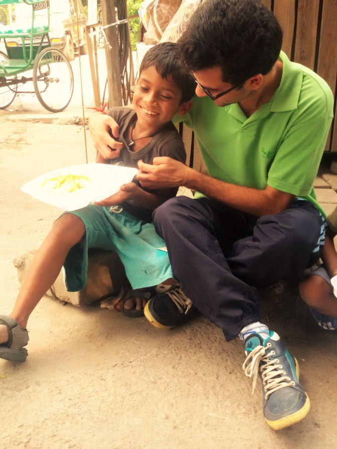 #Feeding India Diaries:  The Meal That Brought Tears In My Eyes – Pulkit Malhotra